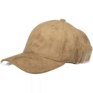 Destino beige hat headwear