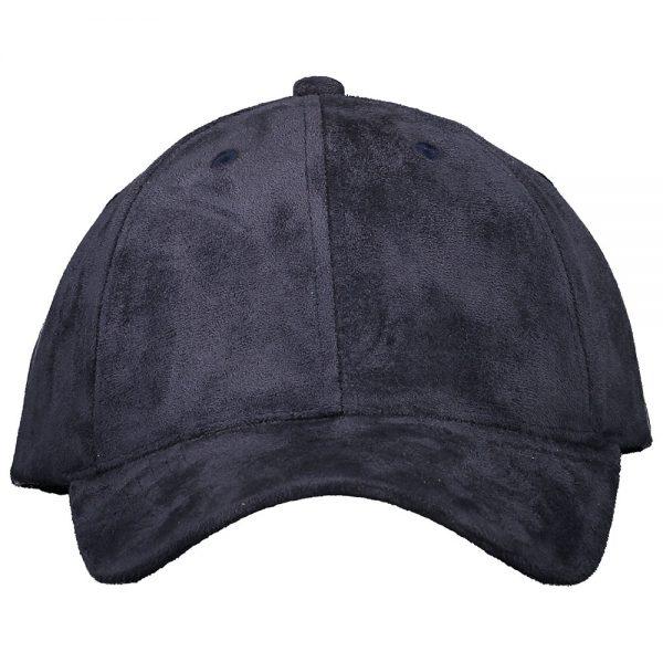 Destino navy blue hat headwear