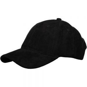 Destino Clean Hat Black suede