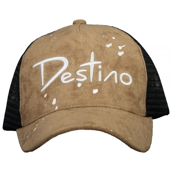 Destino Custom Trucker Beige