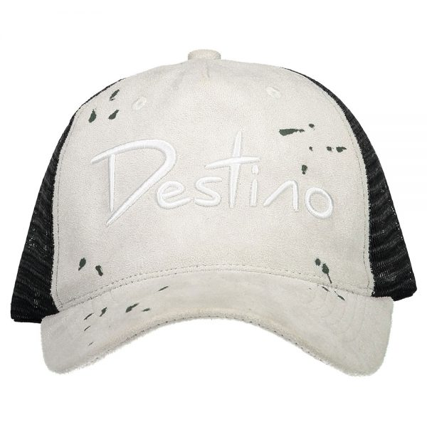 Destino Custom Trucker Grey