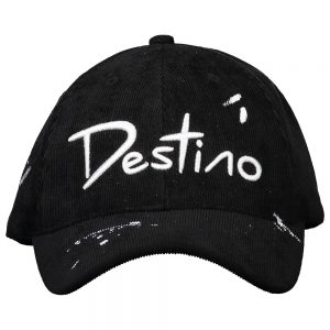 Destino Custom Corduroy Black