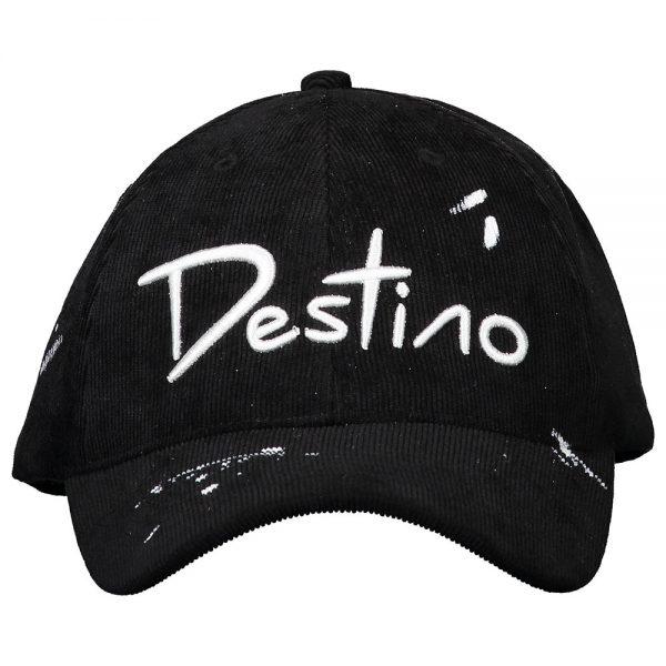 Destino baseball Custom Corduroy Black