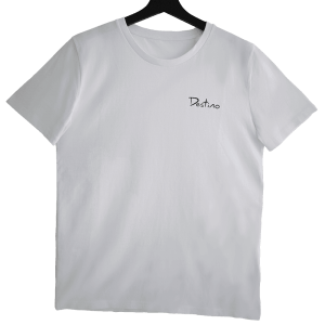 Destino t-shirt wit