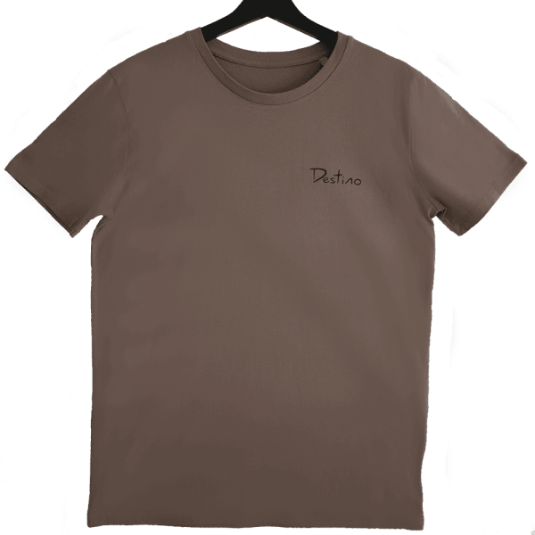 Destino T-Shirt (Walnut) Brown