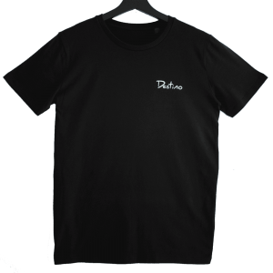 Destino T-Shirt zwart