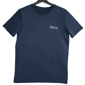 Destino T-Shirt Navy