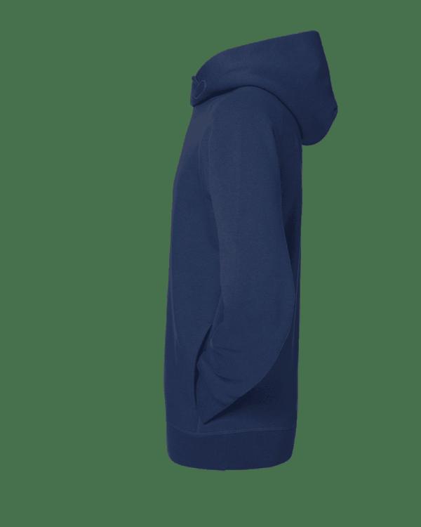 Destino Hoodie Navy Blauw